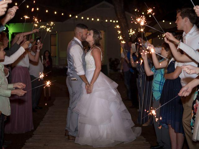 Daniel and Ashley's Wedding in New Braunfels, Texas 11