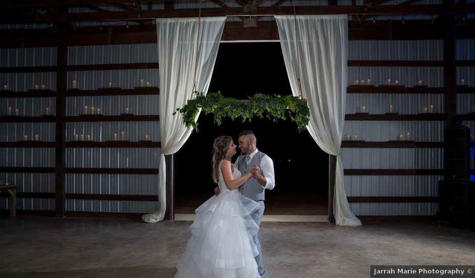 Daniel and Ashley's Wedding in New Braunfels, Texas