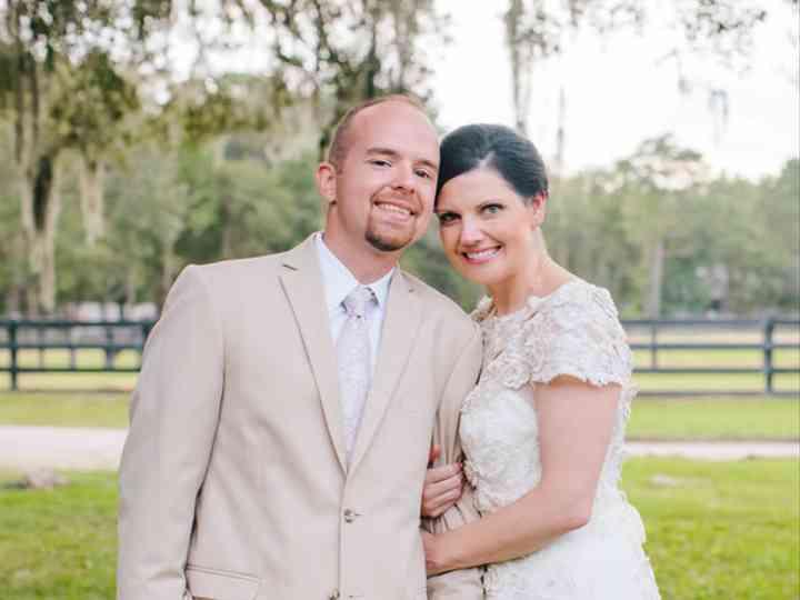 The wedding of Chris and Kiki