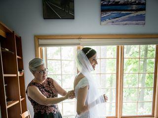 The wedding of Carolyn and Yaset 2