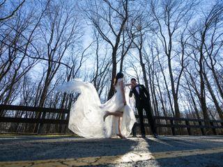 The wedding of Melissa and Jonah