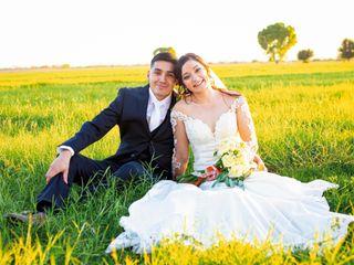 The wedding of Zach and Corina
