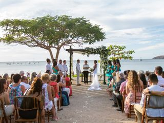 The wedding of Stephanny and David 2