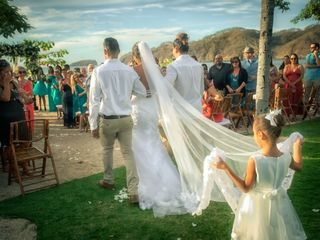 The wedding of Stephanny and David 3