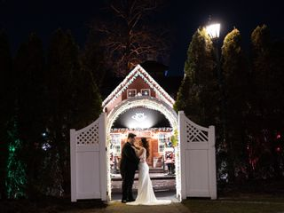 The wedding of Allene and Michael 3