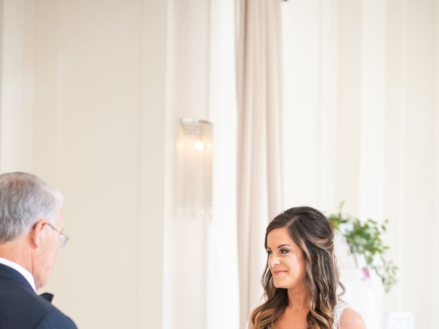 Nick and Ali's Wedding in Newtown Square, Pennsylvania 4