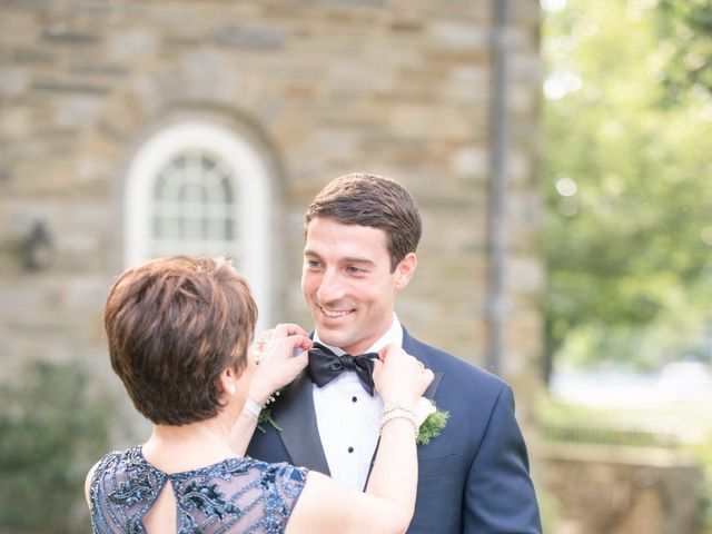 Nick and Ali's Wedding in Newtown Square, Pennsylvania 7