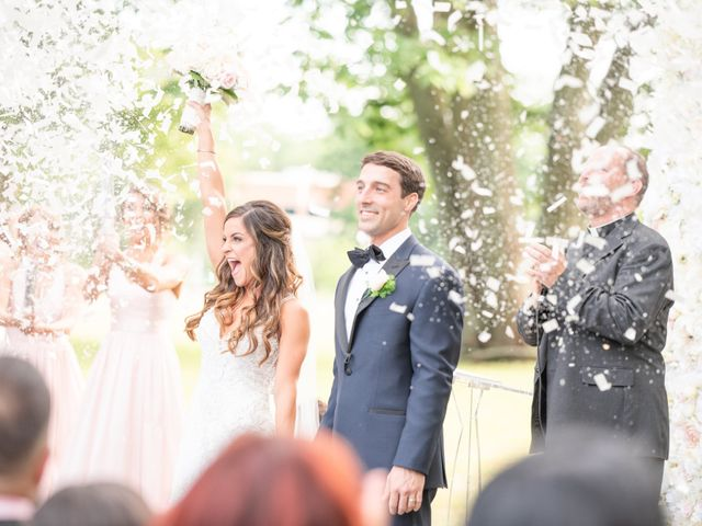 Nick and Ali's Wedding in Newtown Square, Pennsylvania 10