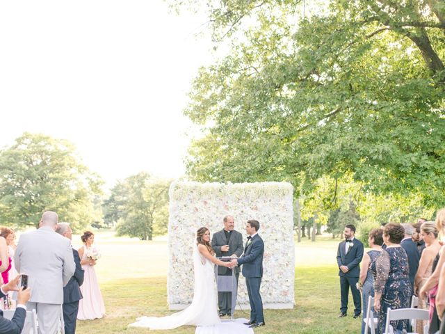 Nick and Ali's Wedding in Newtown Square, Pennsylvania 62