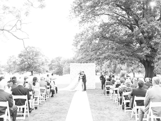 Nick and Ali's Wedding in Newtown Square, Pennsylvania 74