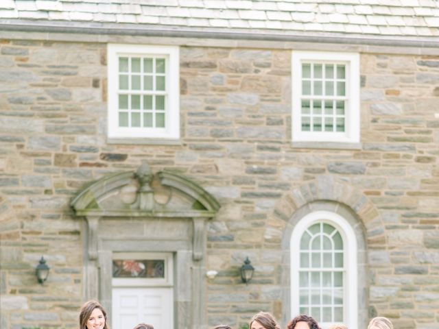 Nick and Ali's Wedding in Newtown Square, Pennsylvania 84
