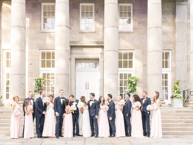 Nick and Ali's Wedding in Newtown Square, Pennsylvania 85