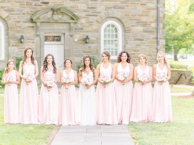 Nick and Ali's Wedding in Newtown Square, Pennsylvania 86