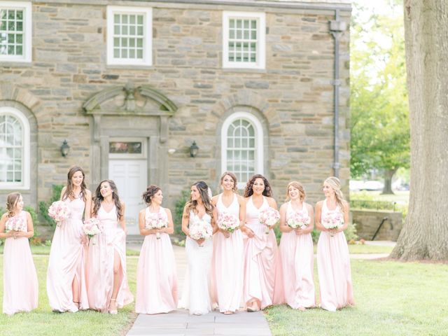 Nick and Ali's Wedding in Newtown Square, Pennsylvania 87