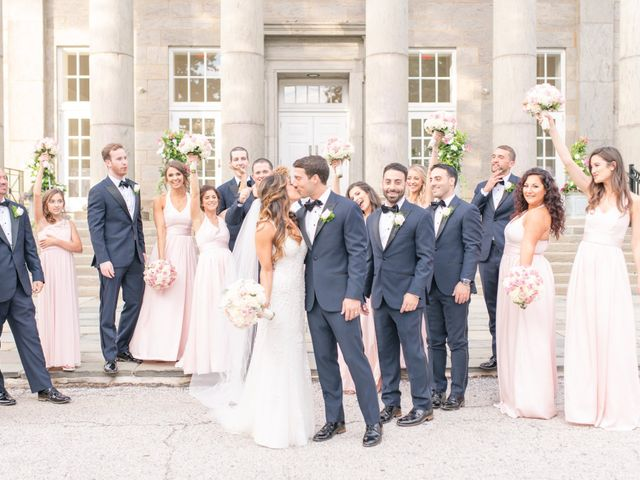 Nick and Ali's Wedding in Newtown Square, Pennsylvania 91
