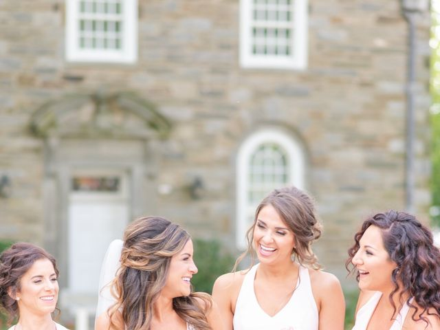 Nick and Ali's Wedding in Newtown Square, Pennsylvania 94
