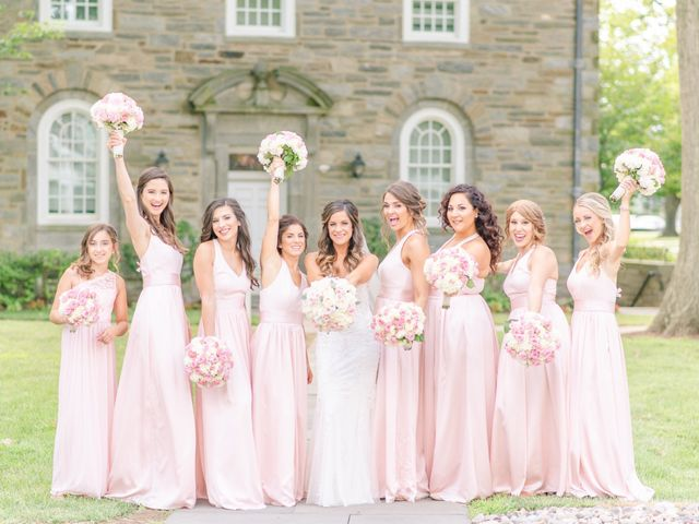 Nick and Ali's Wedding in Newtown Square, Pennsylvania 98