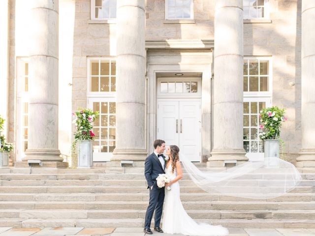 Nick and Ali's Wedding in Newtown Square, Pennsylvania 103