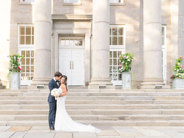 Nick and Ali's Wedding in Newtown Square, Pennsylvania 105