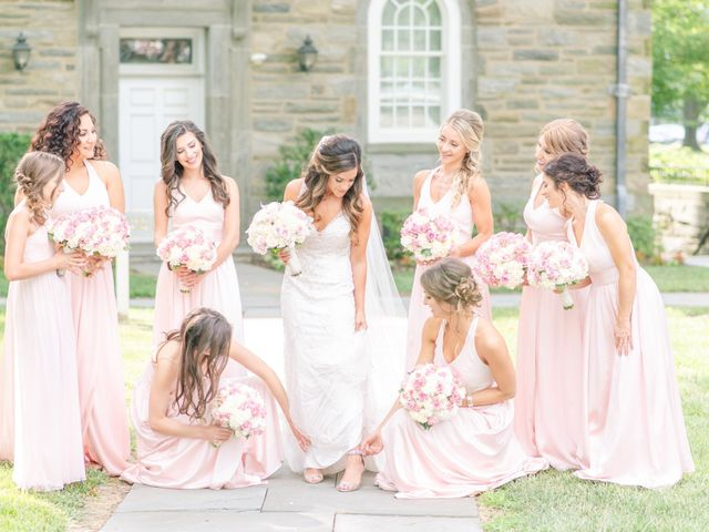 Nick and Ali's Wedding in Newtown Square, Pennsylvania 116