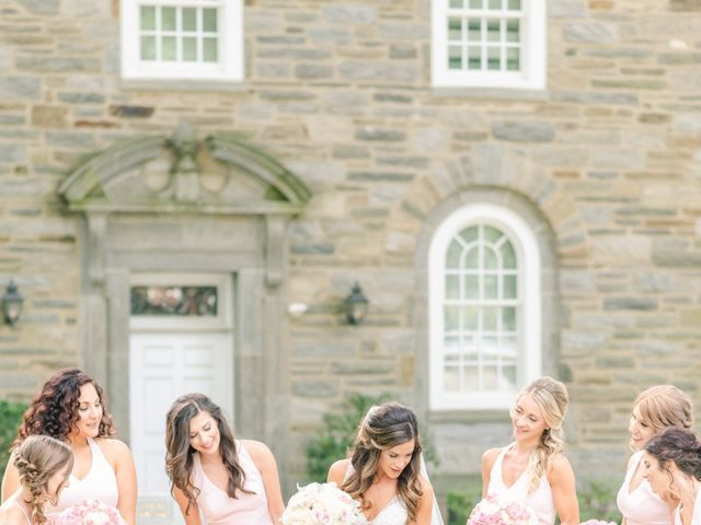 Nick and Ali's Wedding in Newtown Square, Pennsylvania 118