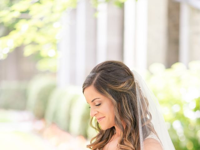 Nick and Ali's Wedding in Newtown Square, Pennsylvania 122