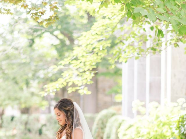 Nick and Ali's Wedding in Newtown Square, Pennsylvania 123