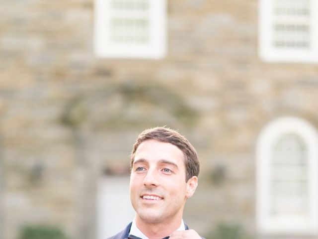 Nick and Ali's Wedding in Newtown Square, Pennsylvania 126