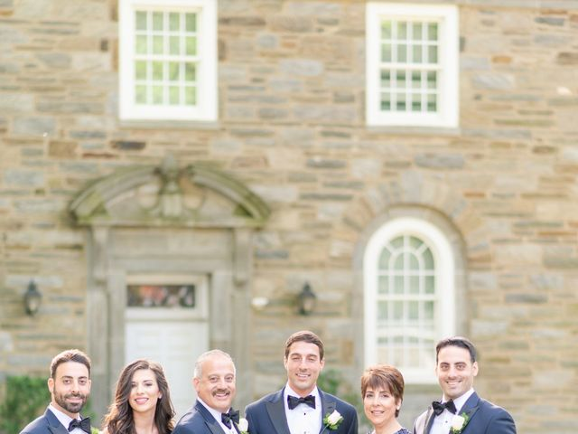 Nick and Ali's Wedding in Newtown Square, Pennsylvania 130