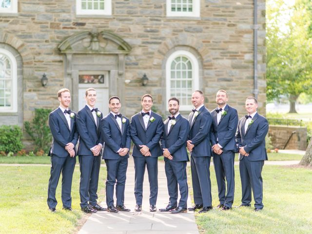 Nick and Ali's Wedding in Newtown Square, Pennsylvania 134