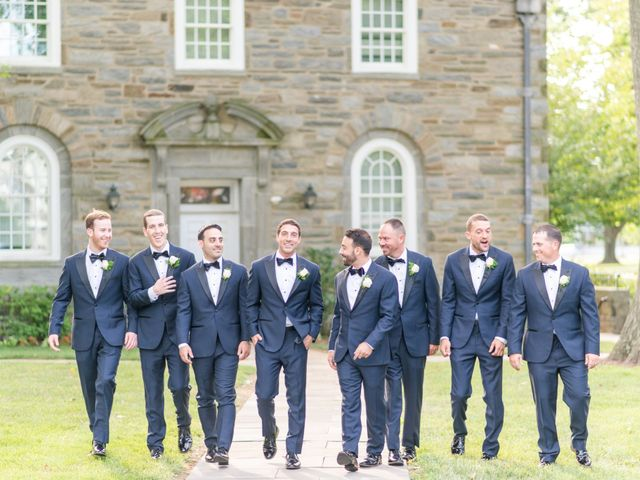 Nick and Ali's Wedding in Newtown Square, Pennsylvania 135