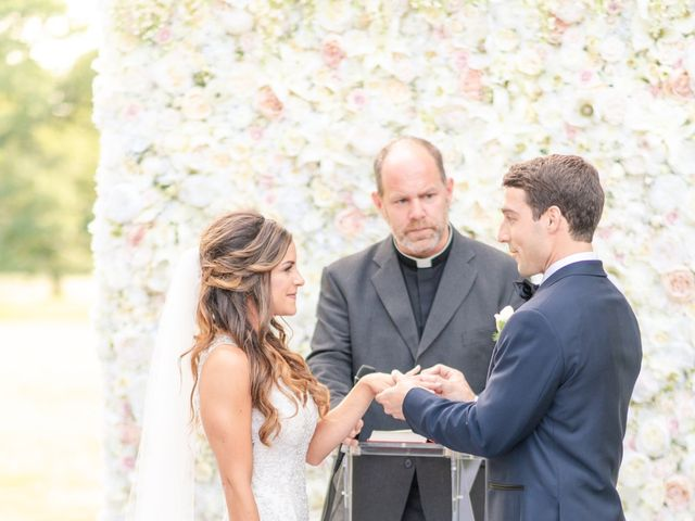 Nick and Ali's Wedding in Newtown Square, Pennsylvania 149