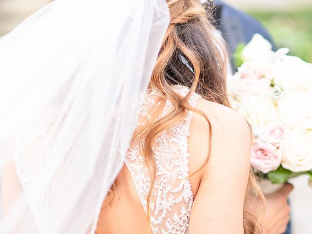 Nick and Ali's Wedding in Newtown Square, Pennsylvania 153
