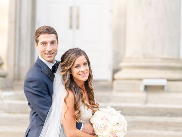 Nick and Ali's Wedding in Newtown Square, Pennsylvania 161