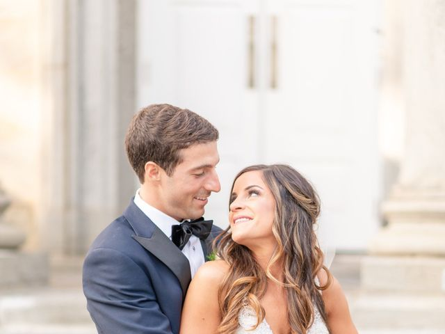 Nick and Ali's Wedding in Newtown Square, Pennsylvania 162