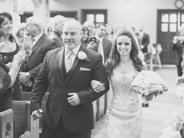 Nick and Amanda's Wedding in Waterbury, Connecticut 7