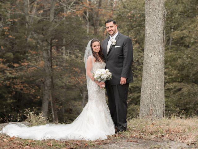 The wedding of Amanda and Nick