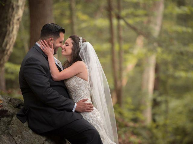 Nick and Amanda's Wedding in Waterbury, Connecticut 1
