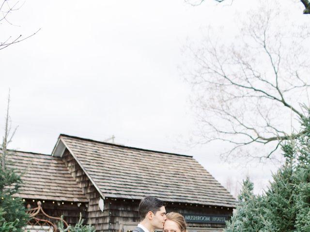 Peter and Rebecca's Wedding in Glen Mills, Pennsylvania 3