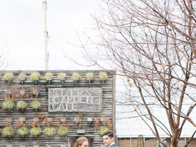 Peter and Rebecca's Wedding in Glen Mills, Pennsylvania 4