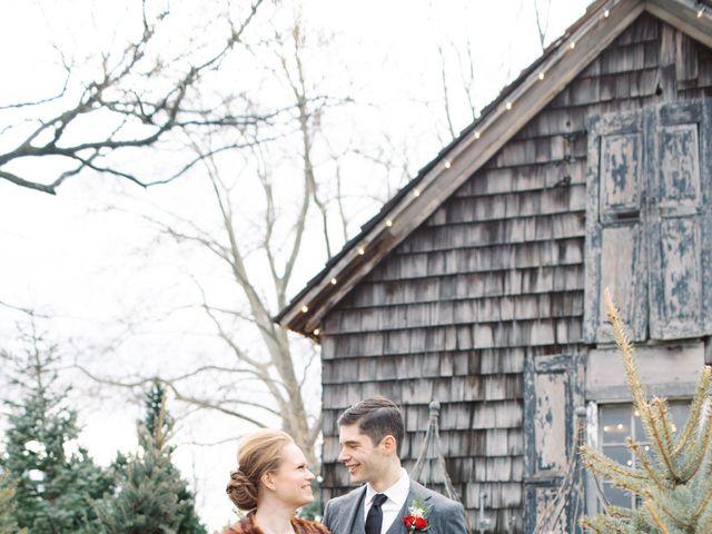 Peter and Rebecca's Wedding in Glen Mills, Pennsylvania 6
