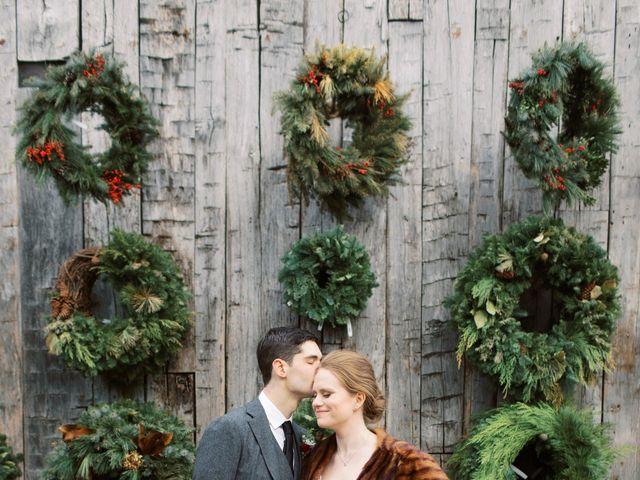 Peter and Rebecca's Wedding in Glen Mills, Pennsylvania 7