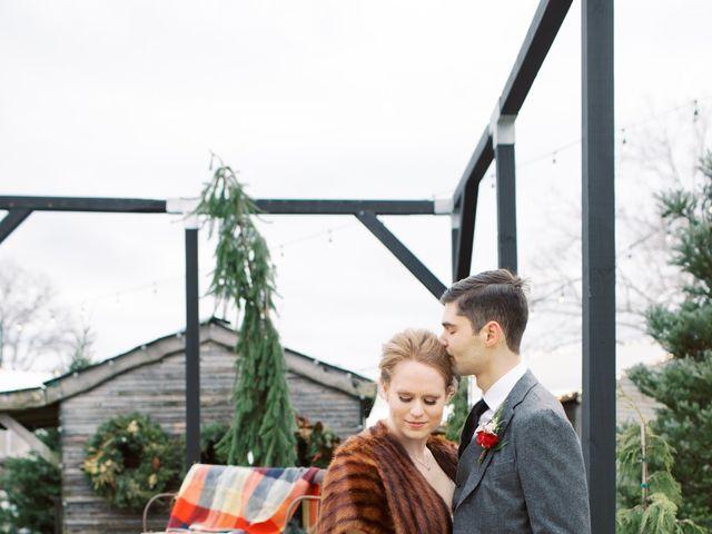 Peter and Rebecca's Wedding in Glen Mills, Pennsylvania 8