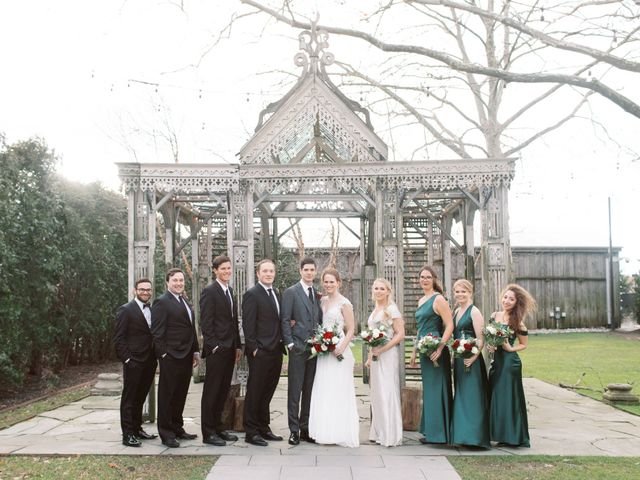 Peter and Rebecca's Wedding in Glen Mills, Pennsylvania 9