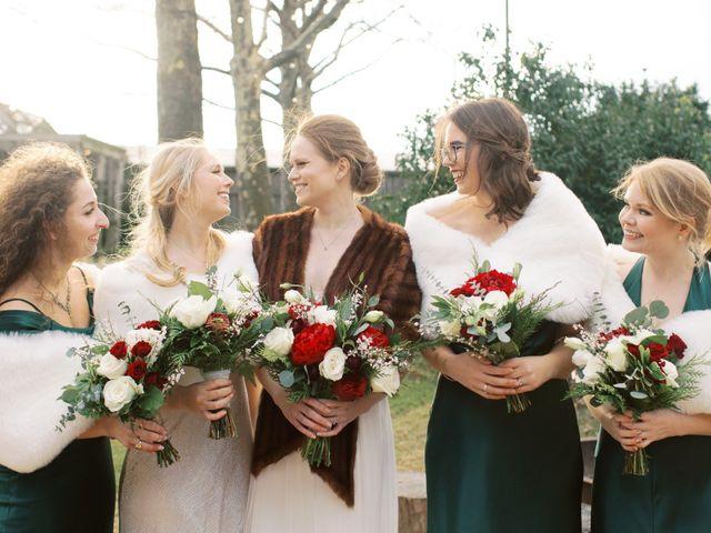 Peter and Rebecca's Wedding in Glen Mills, Pennsylvania 15