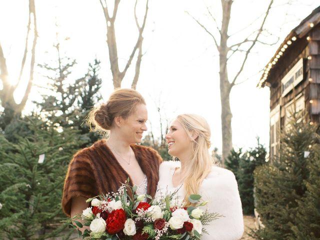 Peter and Rebecca's Wedding in Glen Mills, Pennsylvania 16