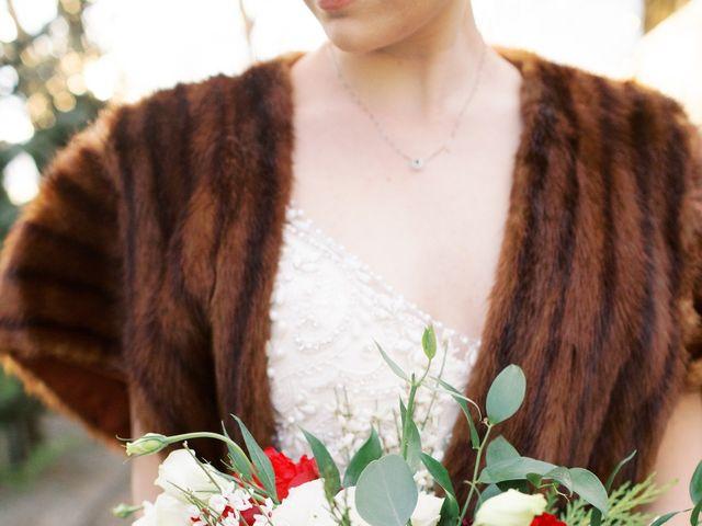 Peter and Rebecca's Wedding in Glen Mills, Pennsylvania 17