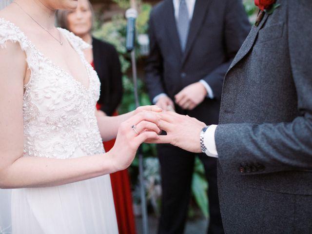 Peter and Rebecca's Wedding in Glen Mills, Pennsylvania 21