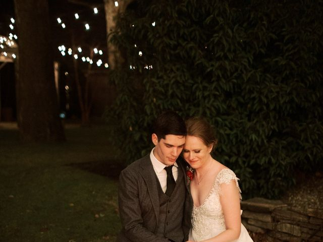 Peter and Rebecca's Wedding in Glen Mills, Pennsylvania 46