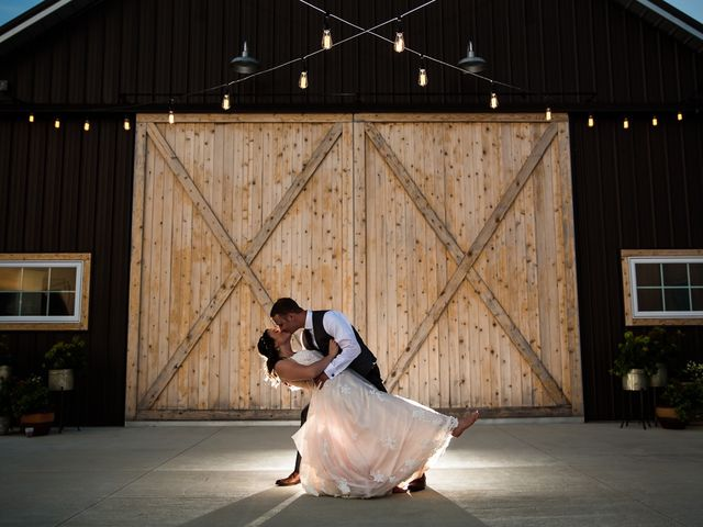 The wedding of Kathleen and Jeff